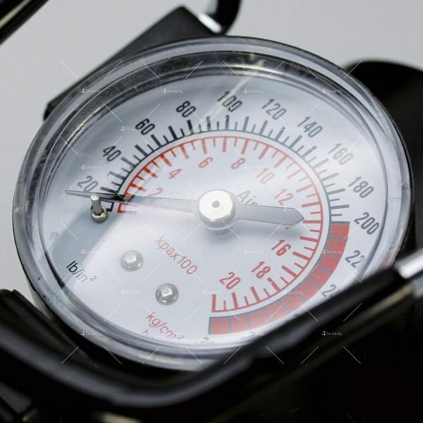Въздушен компресор със скорост на помпане 35 литра в минута 6