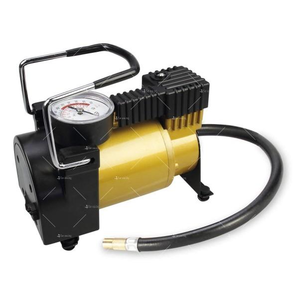 Въздушен компресор със скорост на помпане 35 литра в минута 9