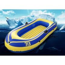 Надуваема гумена рибарска лодка - едноместна, двуместна или триместна