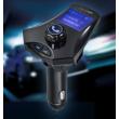 Трансмитер зарядно с МР3 плейър, радио и Bluetooth връзка HF25 2