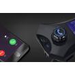 Трансмитер зарядно с МР3 плейър, радио и Bluetooth връзка HF25 9