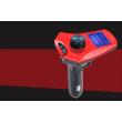 Трансмитер зарядно с МР3 плейър, радио и Bluetooth връзка HF25 12