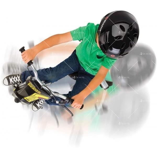 Дрифтинг скутер в различни цветове, подходящ за деца 6
