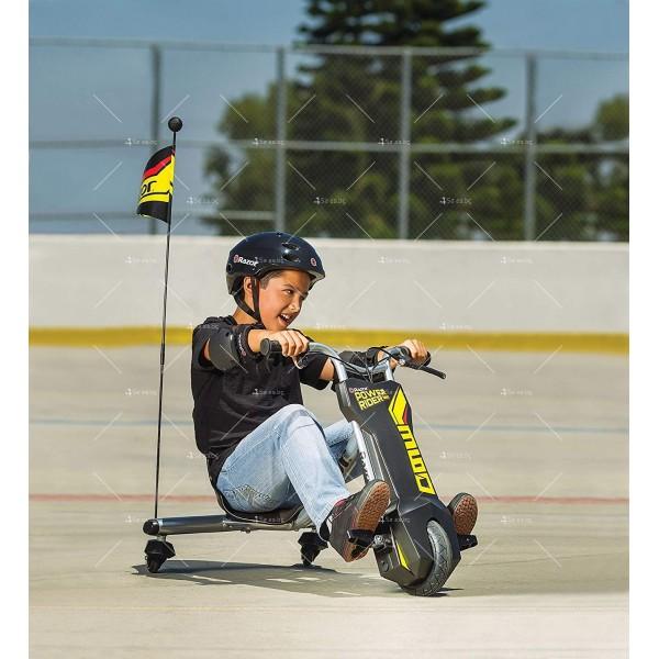 Дрифтинг скутер в различни цветове, подходящ за деца 7