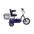 Триколка с електрическо захранване и удобна седалка 2