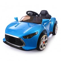 Детски акумулаторен автомобил със супер спортен дизайн