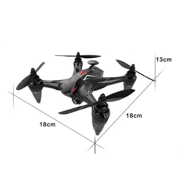 Мултифункционален дрон с 5 G трансмисия, Follow Me функция и HD камера GW198 6