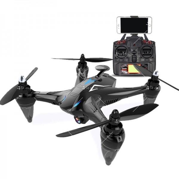 Мултифункционален дрон с 5 G трансмисия, Follow Me функция и HD камера GW198 9