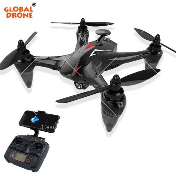 Мултифункционален дрон с 5 G трансмисия, Follow Me функция и HD камера GW198 10
