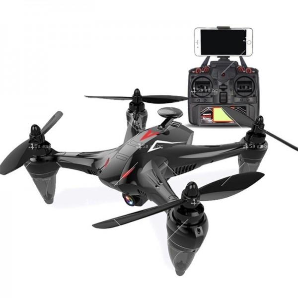 Мултифункционален дрон с 5 G трансмисия, Follow Me функция и HD камера GW198 11