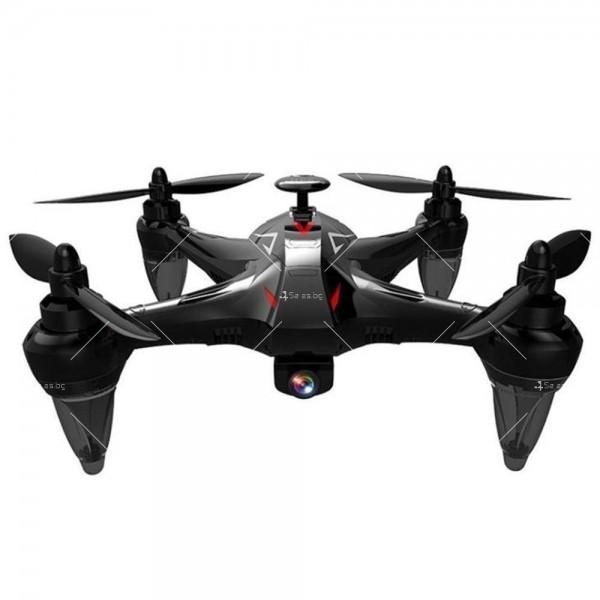 Мултифункционален дрон с 5 G трансмисия, Follow Me функция и HD камера GW198 24