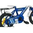 Детски велосипед с помощни колела 5