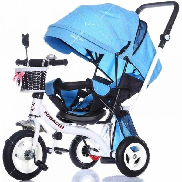 Детска универсална триколка, подходяща за деца до петгодишна възраст