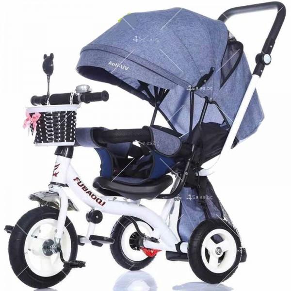 Детска универсална триколка, подходяща за деца до петгодишна възраст 2