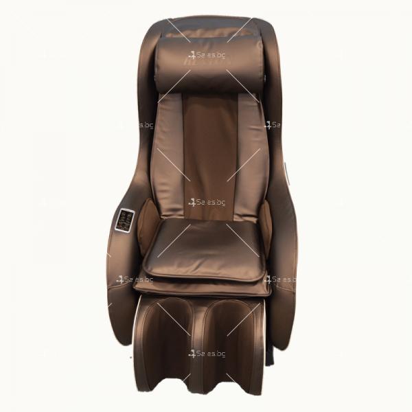 Мултифункционален масажен стол с вградени говорители