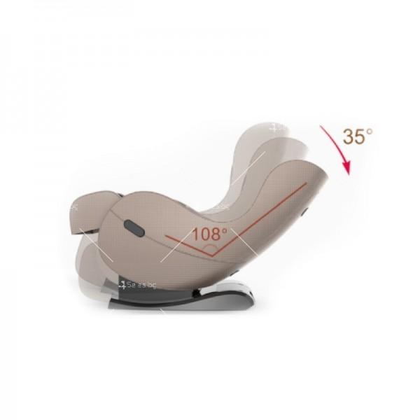 Мултифункционален масажен стол с вградени говорители 4