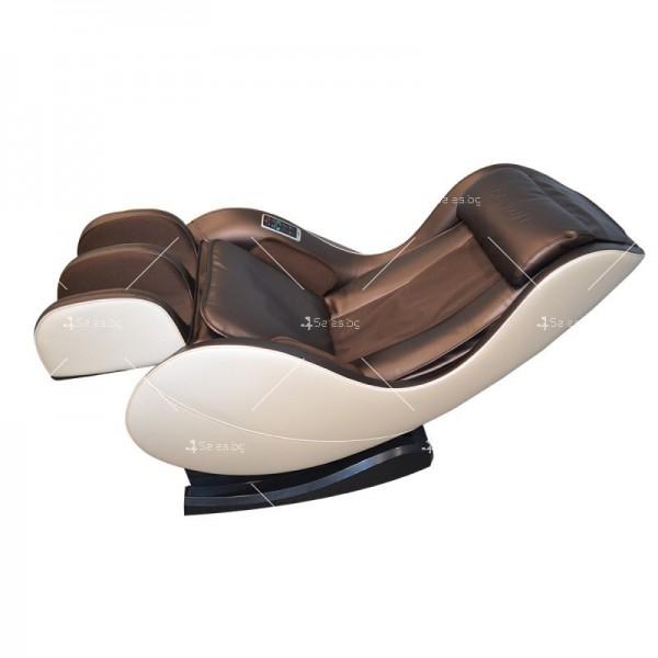 Мултифункционален масажен стол с вградени говорители 6