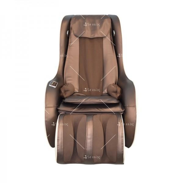 Мултифункционален масажен стол с вградени говорители 7