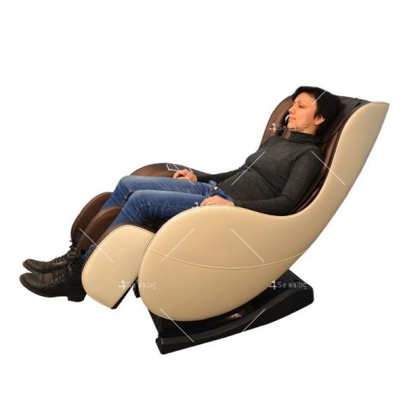 Мултифункционален масажен стол с вградени говорители 11