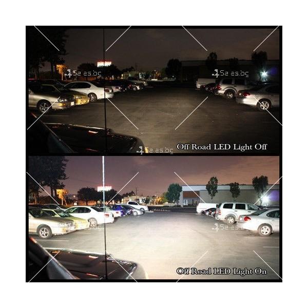 Лед бар 180 вата със 60 крушки и 15 000 лумена светлинен поток LDD BAR6 13