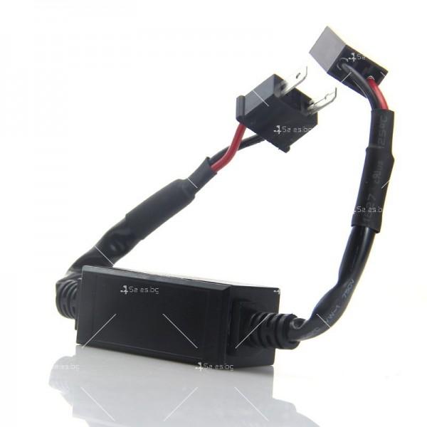 Стоперор за безпроблемна работа на лед крушки H7 CAR LED4 6