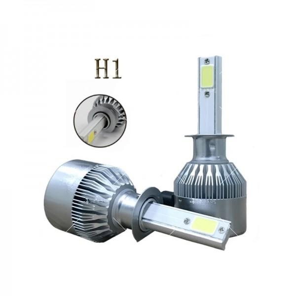 Лед крушки тип Н1 за къси и дълги светлини 3