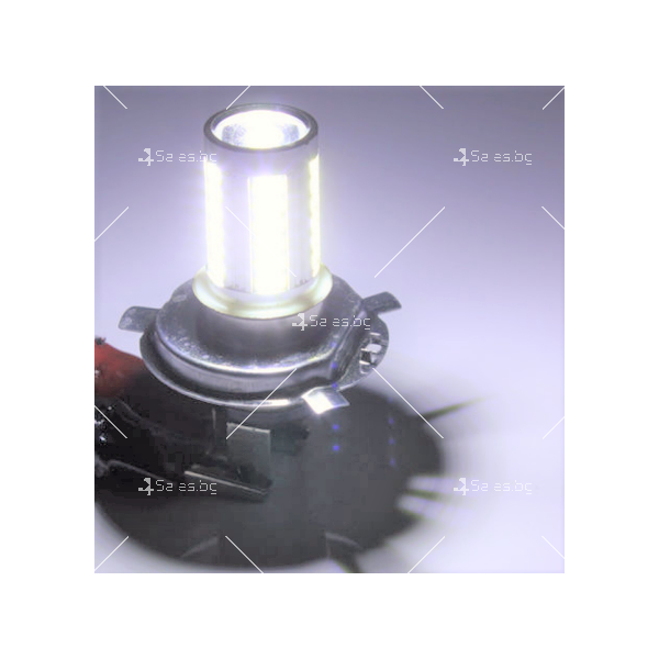 Лед крушки тип Н4 със светлинен поток от хиляда лумена 1