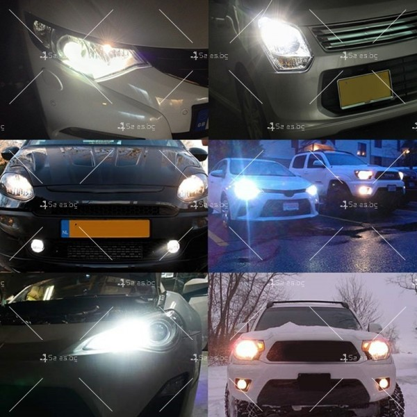 Супер силно светещи лед крушки от типа Н7 CAR LED23 3