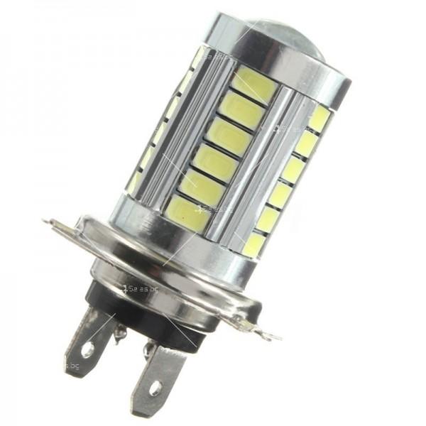 Супер силно светещи лед крушки от типа Н7 CAR LED23 5