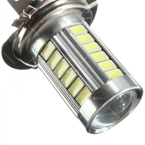 Супер силно светещи лед крушки от типа Н7 CAR LED23 6