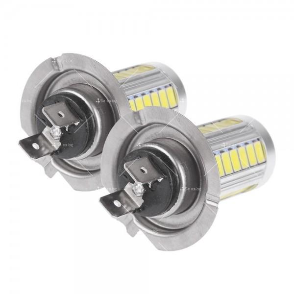 Супер силно светещи лед крушки от типа Н7 CAR LED23 8