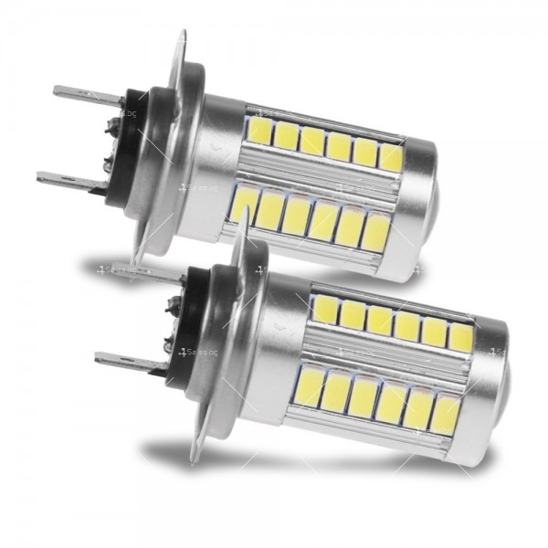 Супер силно светещи лед крушки от типа Н7 CAR LED23 11