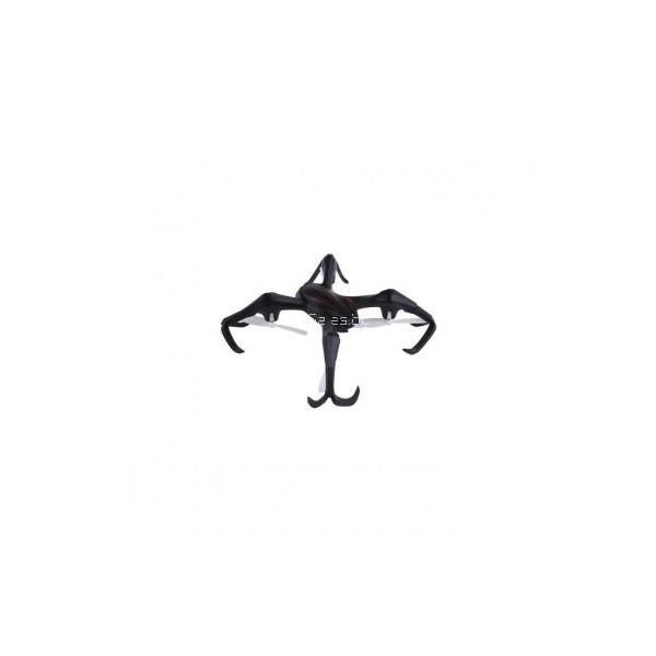 Дрон с уникален паякообразен дизайн и възможност за обърнат полет 3