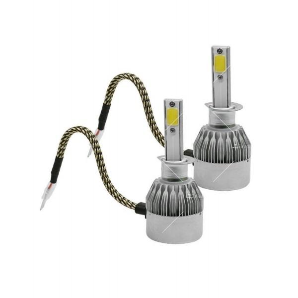 Енергоспестяващи диодни крушки от типа Н1 7