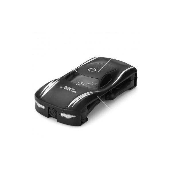 Дрон тип батмобил с камера и гласово WiFi управление 4