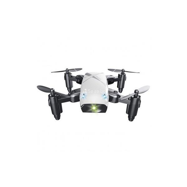 Малък сгъваем дрон с камера и Wi Fi свързване S9W 5