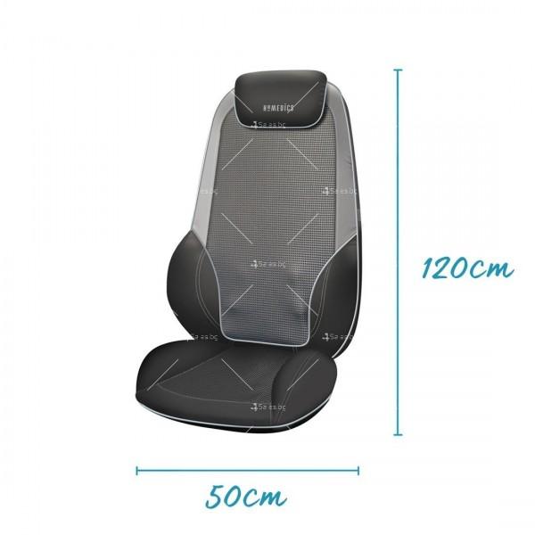 Шиацу масажна седалка 1