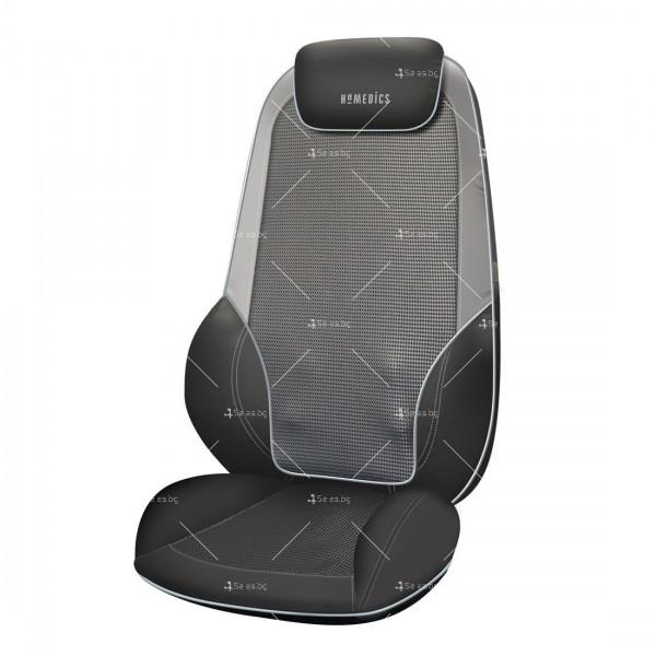 Шиацу масажна седалка