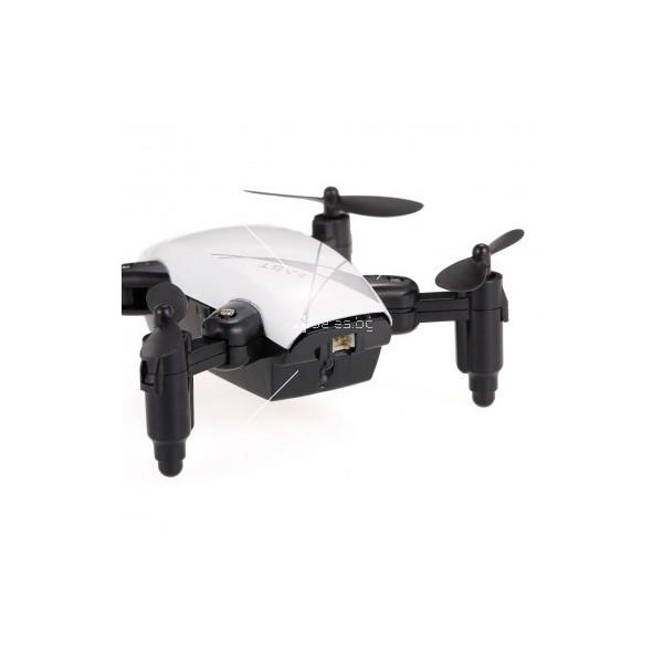 Микроскопичен сгъваем дрон с дистанционно 4