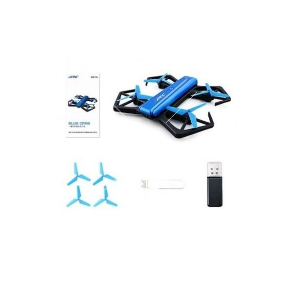 Мини дрон за висококачествени въздушни селфита