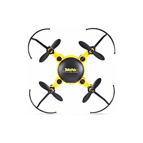 Мини дрон с мощни летателни стабилизатори и компресиран размер 2