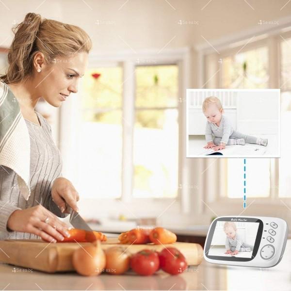 Бебефон 3.2 инча дисплей IP23 1