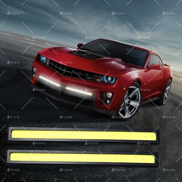 Лед ленти за дневна употреба CAR DIS LED7