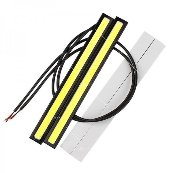 Лед ленти за дневна употреба CAR DIS LED7 16
