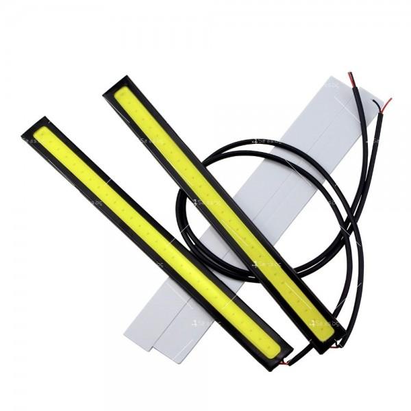 Лед светлини тип лента за дневна употреба CAR DIS LED7 4