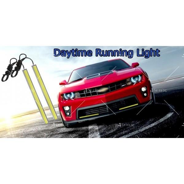 Лед светлини тип лента за дневна употреба CAR DIS LED7 5