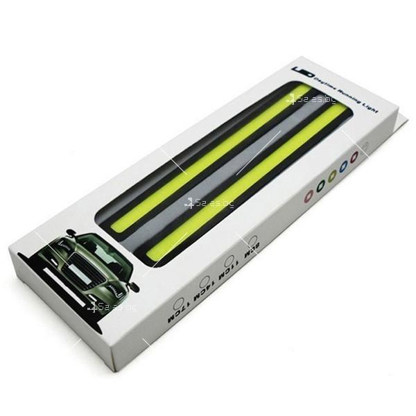 Лед светлини тип лента за дневна употреба CAR DIS LED7 11