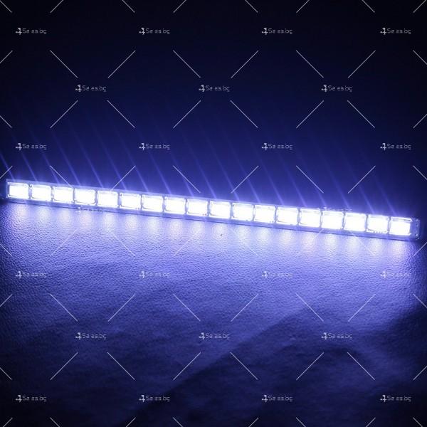 Дневни лед светлинни ленти с диоди 12