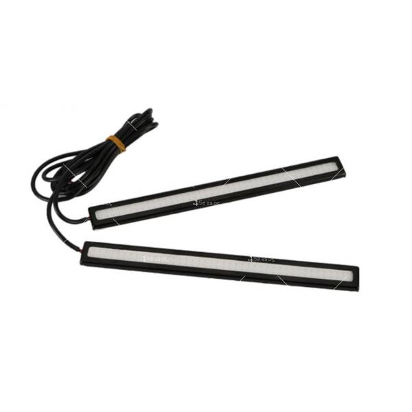Универсални бели светлини за дневна употреба CAR DIS LED7 B 1
