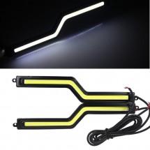 Извити LED ленти за дневна употреба